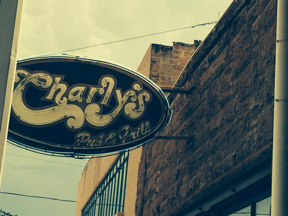 While you're at The Weatherford Hotel in Flagstaff, AZ, stop in for lunch at Charly's. Great service and food.